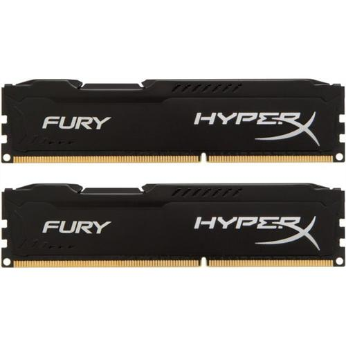 HyperX FURY 16GB (2x8GB) Memory Kit PC4-23400 2933MHz DDR4 CL17 260-Pin SODIMM