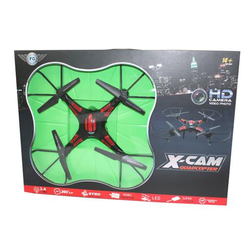 Flying Gadgets X-CAM Quadcopter Drone + HD Camera