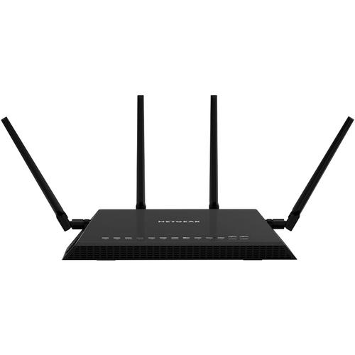 Netgear AC2600 Nighthawk X4S Smart WiFi Gaming Router 802.11ac Dual Band Quad Stream Gigabit