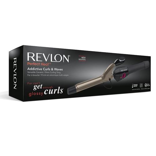 Revlon Addictive Curls and Waves Curling Tong (RVIR1409UK)