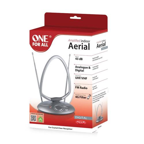 One For All Amplified Digital TV Aerial (SV9141)