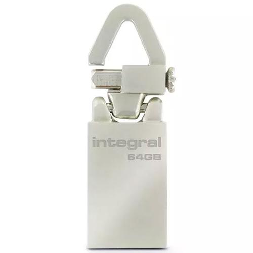 Integral 64GB Tag USB 3.0 Flash Drive - 120Mb/s