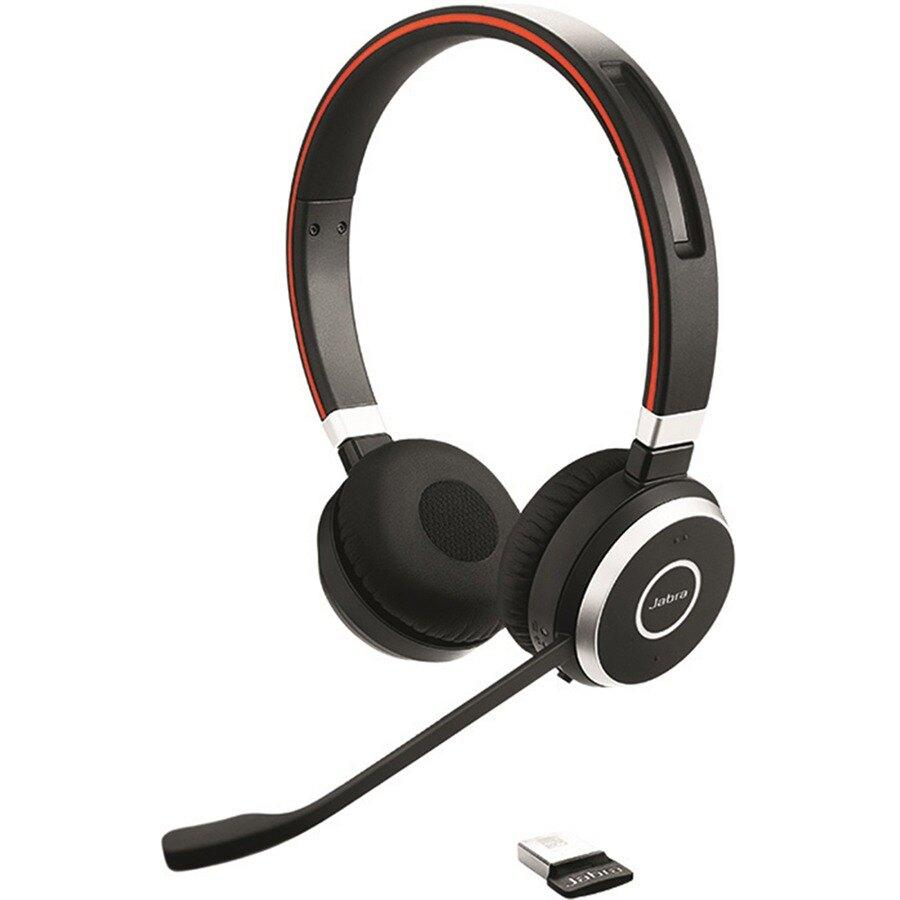 Jabra Evolve 65 MS Stereo Wireless Headset with Microphone