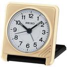 Seiko Travel Alarm Clock - Gold