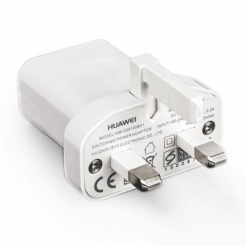 Huawei 5V 2A USB Wall Charger - White