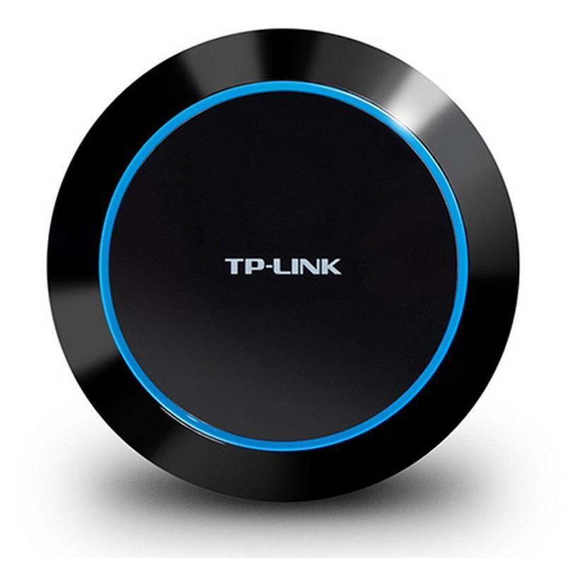 TP-Link 2.4A 5-Port Fast USB Charger - Black