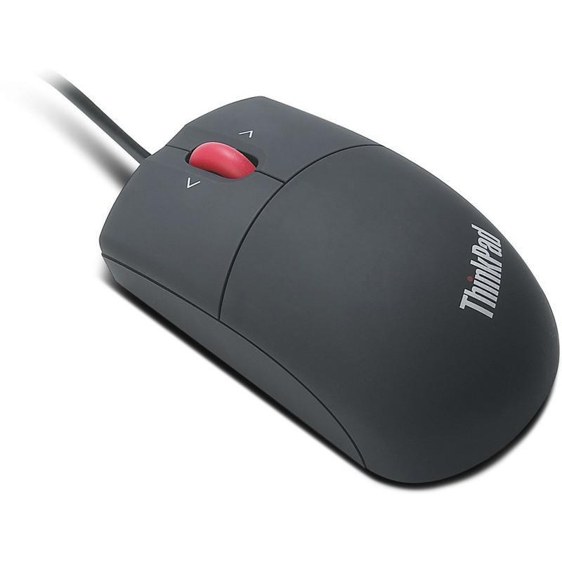 Lenovo ThinkPad 1600dpi Wired 3-Button USB Laser Mouse