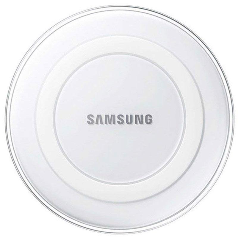 Samsung Qi 5W Wireless Charging Pad - White - FFP