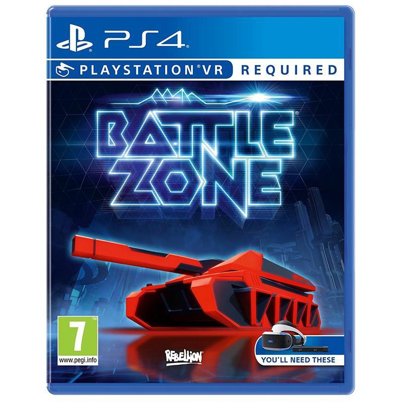 Battlezone VR (Sony PSVR)