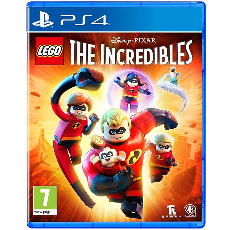 LEGO The Incredibles (Sony PS4)