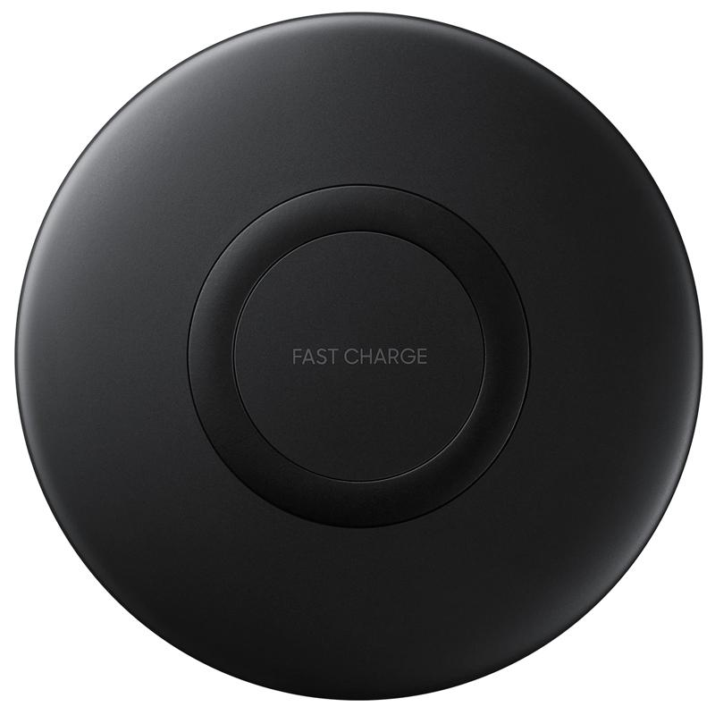 Samsung Slim 9W Wireless Charger Pad - Black