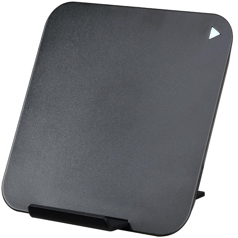 Masterplug 5W Wireless Charging Pad - Black
