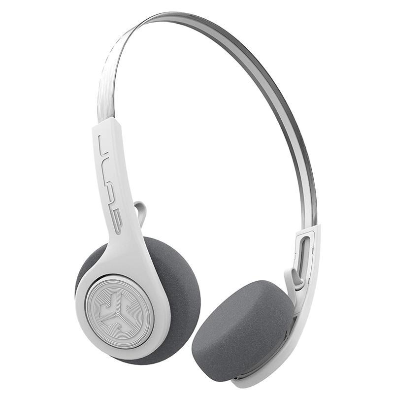 JLab Rewind Wireless BT Headphones - White