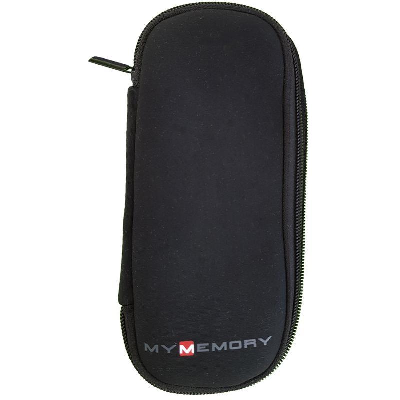 MyMemory USB Drive Storage Case 10 Capacity - Black
