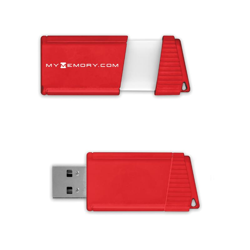 MyMemory 128GB Pulse High Speed USB 3.0 Flash Drive - 200MB/s