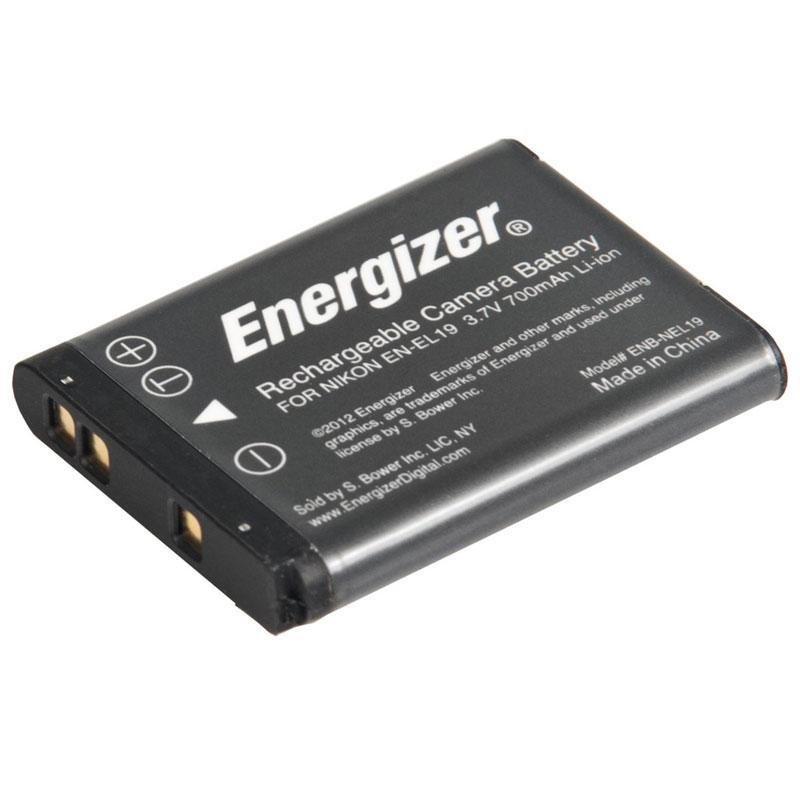Energizer Nikon EN-EL19 Battery