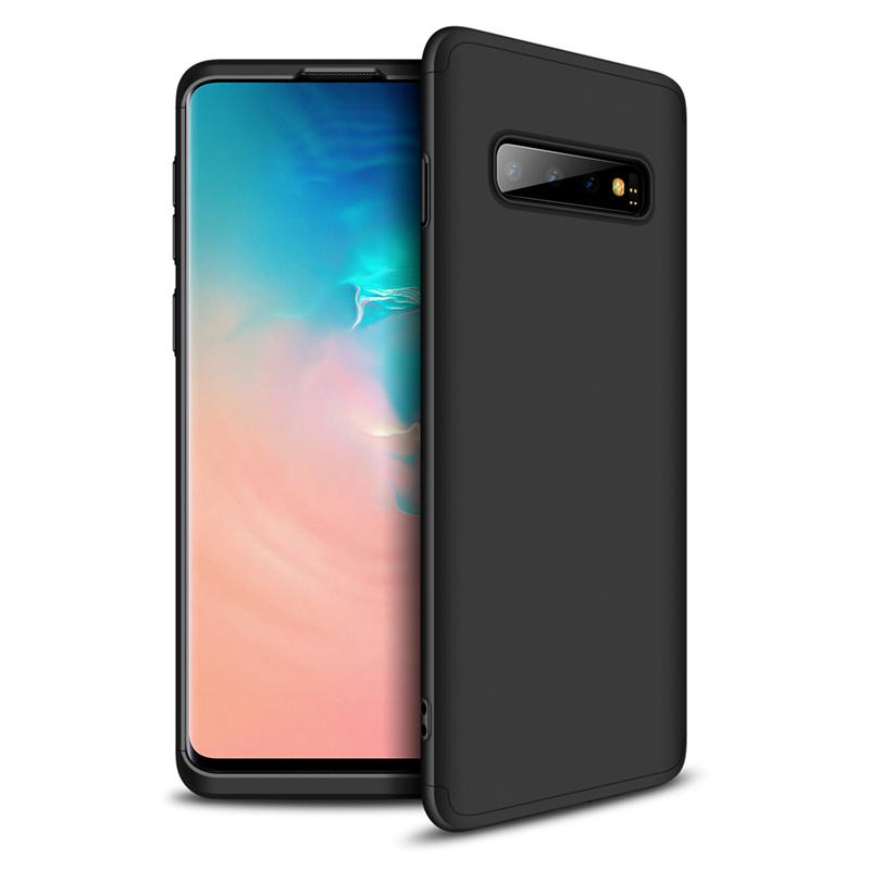 oneo SLIM Samsung Galaxy S10 Plus Case - Black