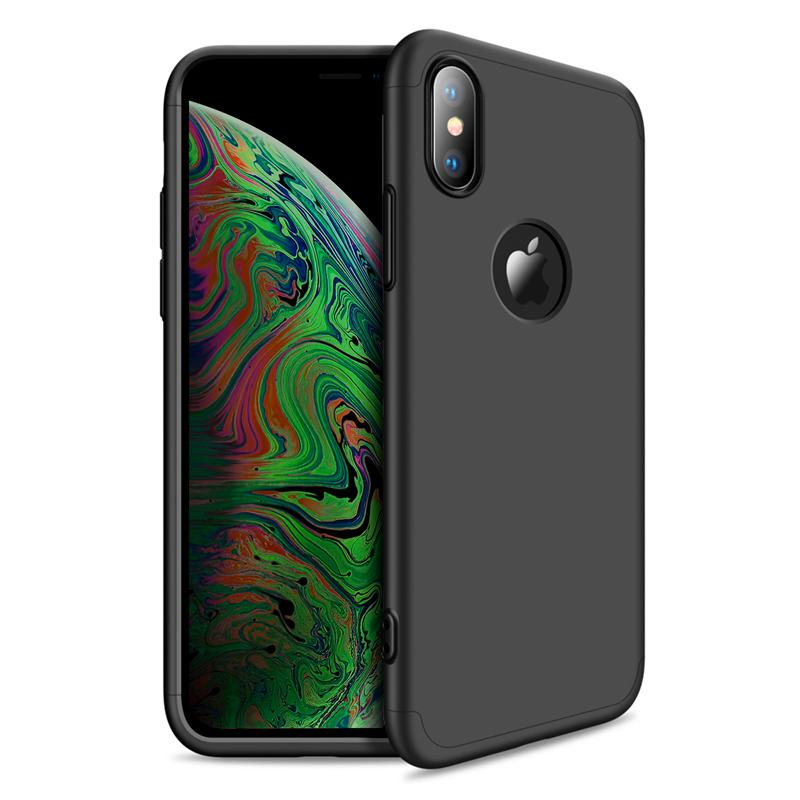 oneo SLIM iPhone XS Max Case - Black