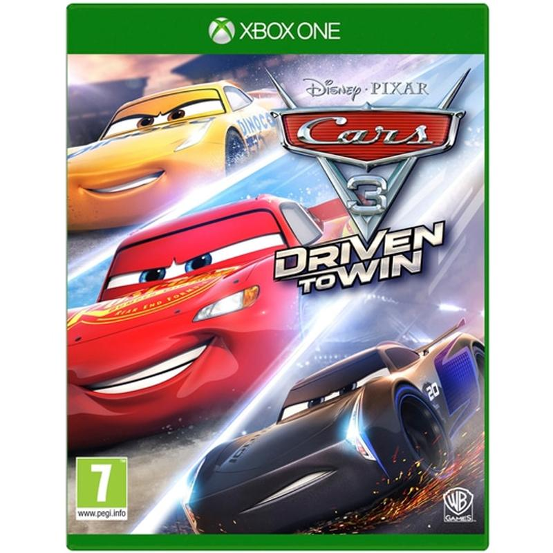 Cars 3: Driven To Win (Xbox One)