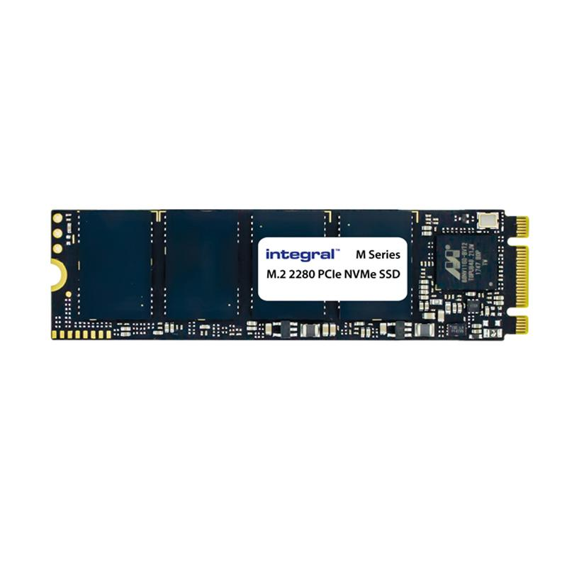Integral 256GB M Series M.2 2280 PCIE NVMe Internal SSD - 2000MB/s