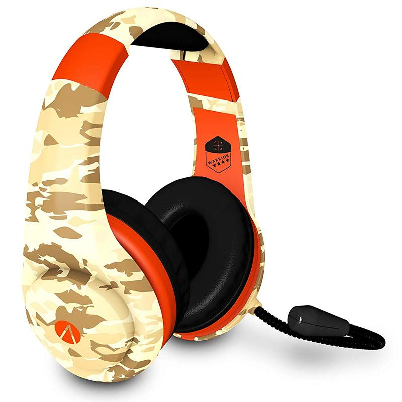 Stealth XP Warrior Stereo Multiformat Gaming Headset - Desert Camouflage