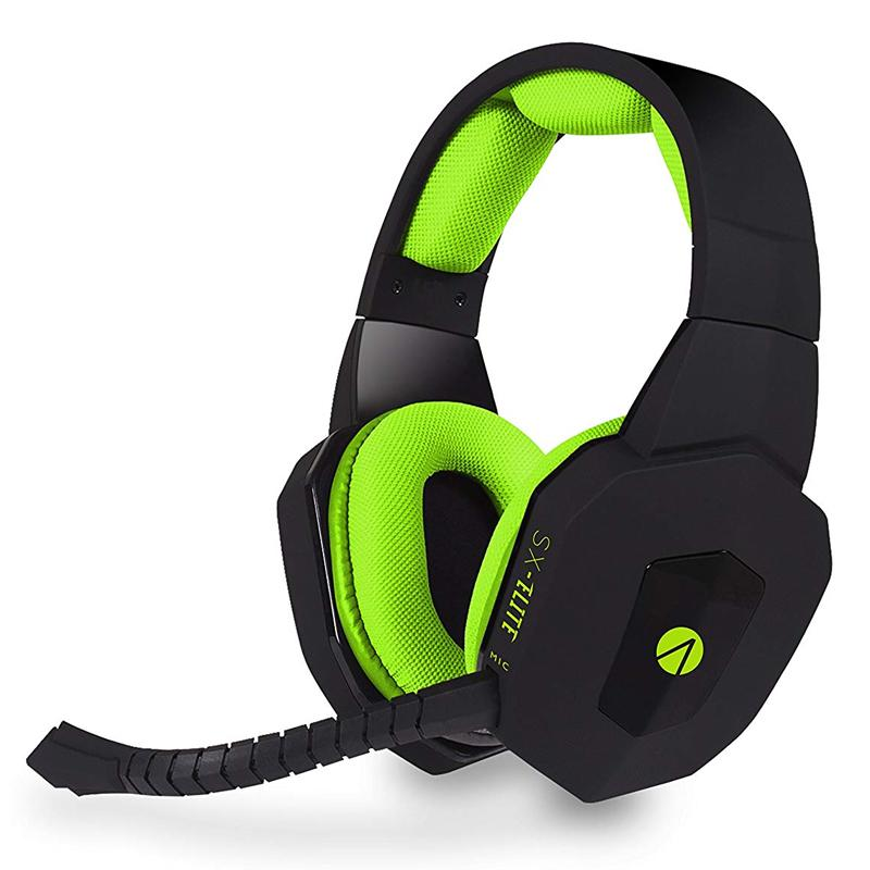 Stealth SX Elite Stereo Gaming Headset XBox One/X/S - Black & Green