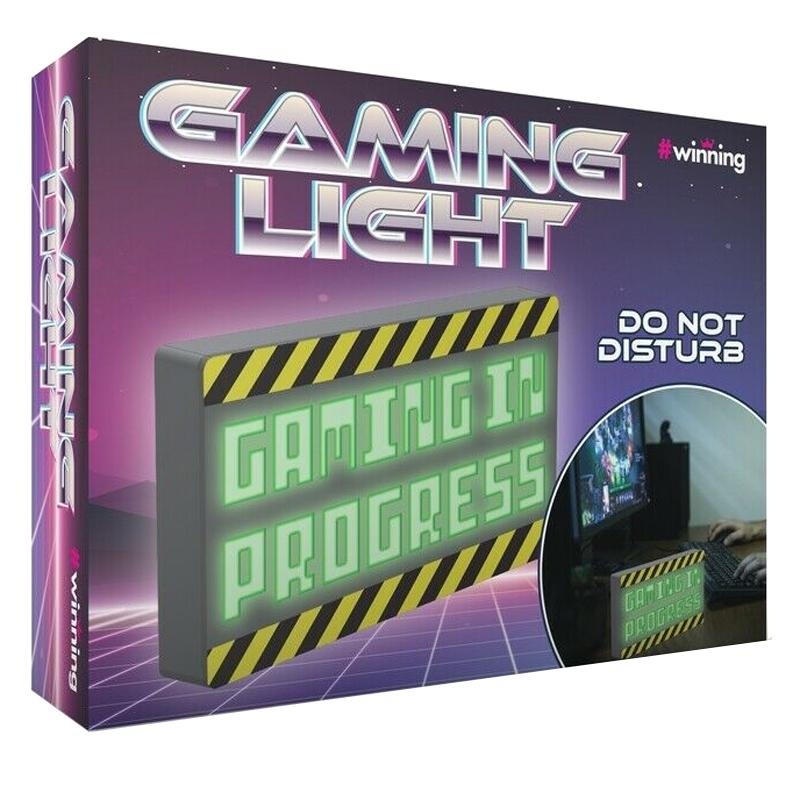 Gaming In Progress A5 Lightbox Executive Gamer Lamp