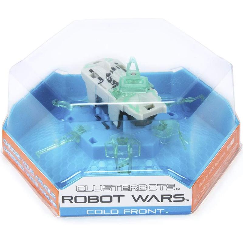 Robot Wars Clusterbot Nano Single