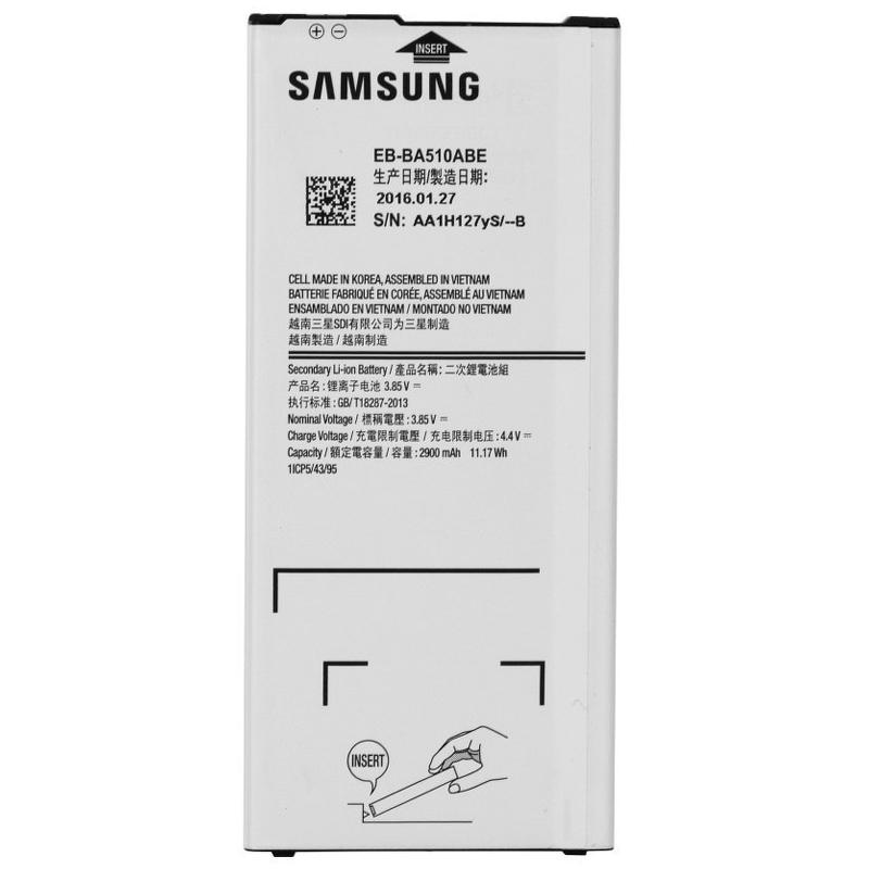 Samsung Galaxy A5 (2016 Model) Battery 2900mAh - FFP