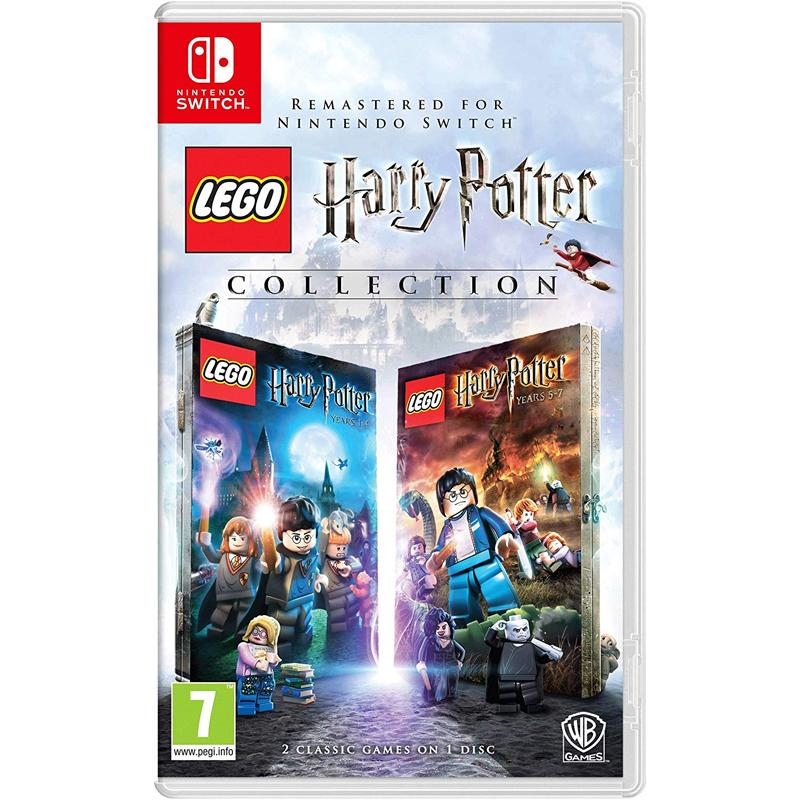 LEGO Harry Potter Collection Years 1-7 (Nintendo Switch)