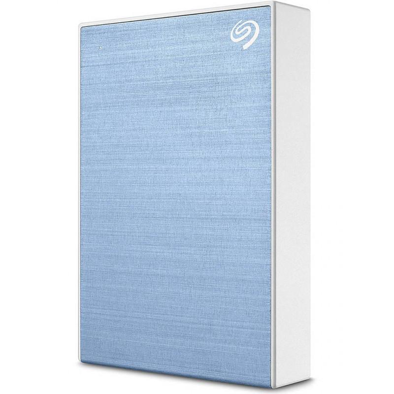 Seagate 5TB Backup Plus USB 3.0 Portable HDD External Light Blue
