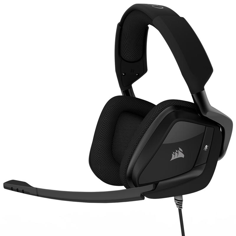Corsair Void Pro 7.1 Surround Gaming Headset - Carbon