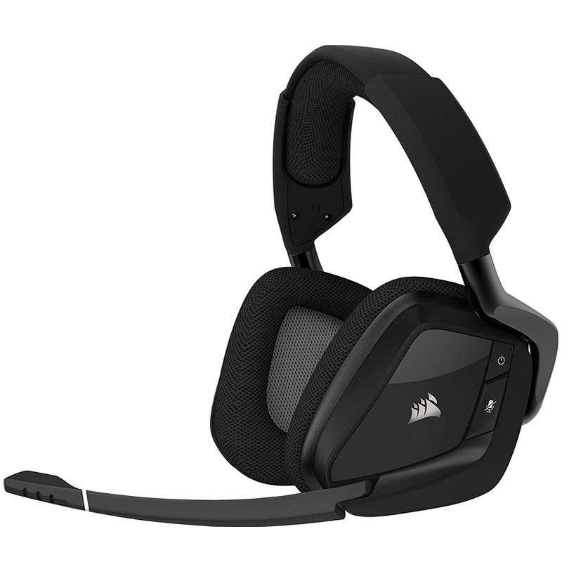 Corsair Void Pro RGB Wireless Dolby 7.1 Gaming Headset - Carbon