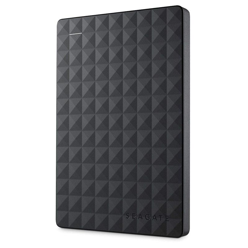Seagate 4TB HDD Expansion Portable HDD USB 3.0 - 5Gb/s - Black