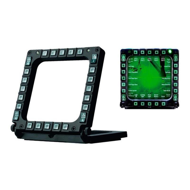 Thrustmaster MFD Multi Function Display Flight USB Cockpit Panels (2 Pack)