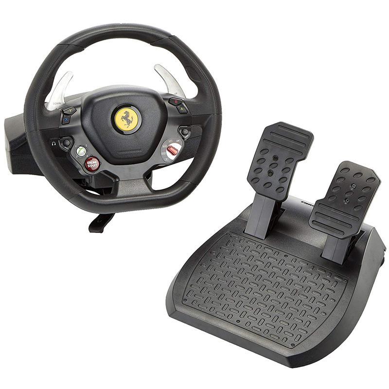 Thrustmaster Ferrari 458 Italia Racing Wheel for Xbox 360