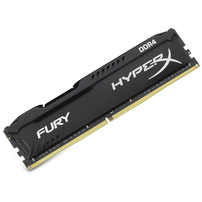 Hypertec HyperX 8GB (1x8GB) 2666MHz DDR4 Non-ECC 288-Pin CL16 DIMM PC Memory Module