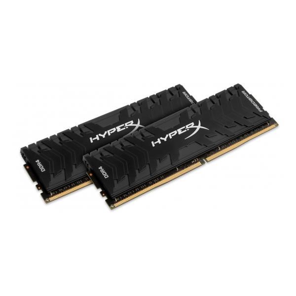 HyperX Predator 32GB (2x16GB) Memory Kit 3200MHz DDR4 CL16 288-Pin DIMM 1.35V
