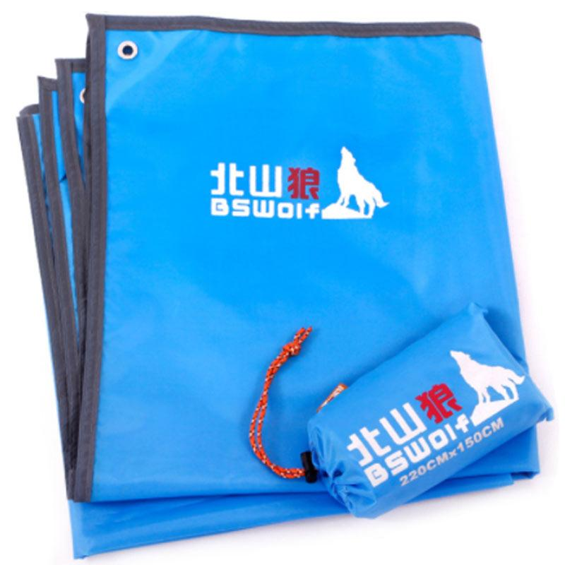 BSWolf Camping Ground Sheet - Blue