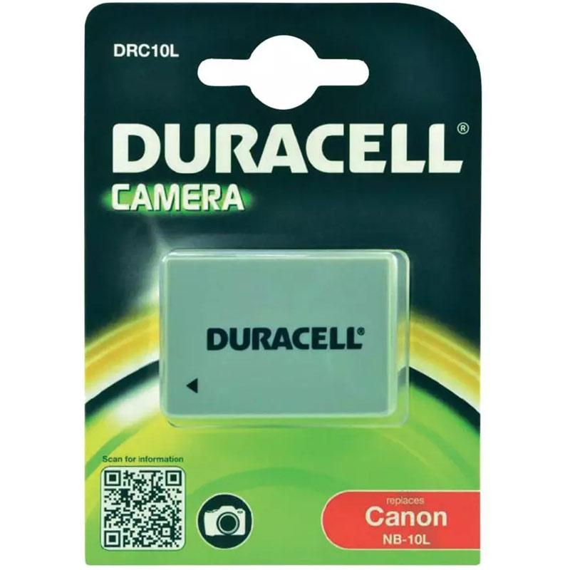 Duracell Canon NB 10L Camera Battery