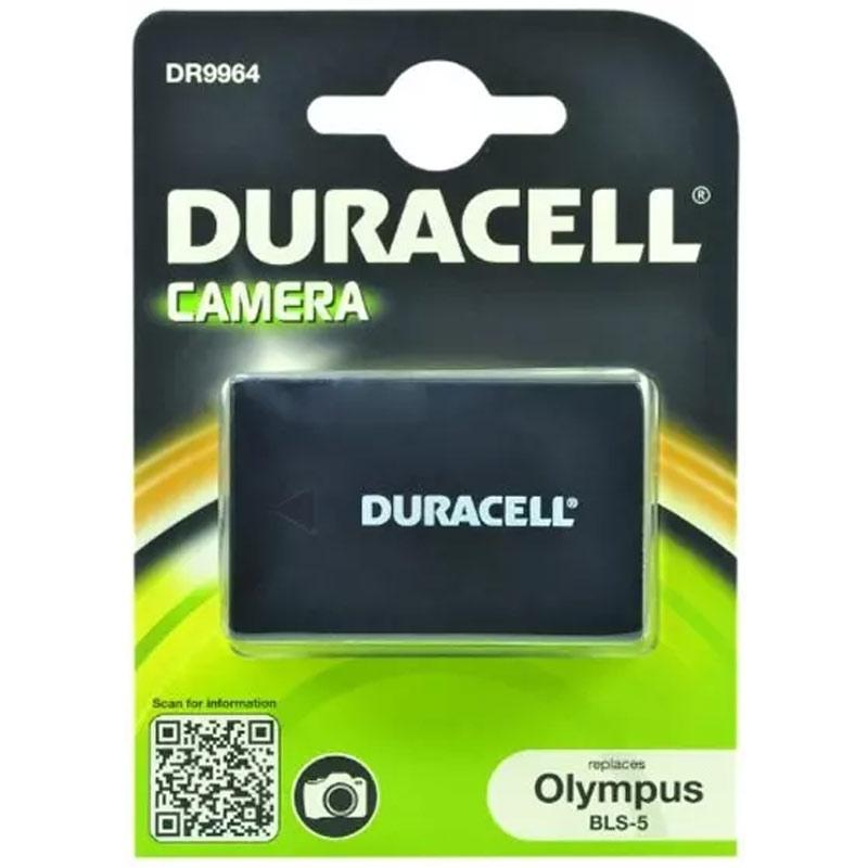 Duracell Olympus BLS-5 Camera Battery