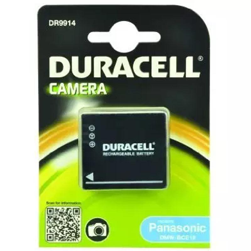 Duracell Panasonic DMW-BCE10 Camera Battery