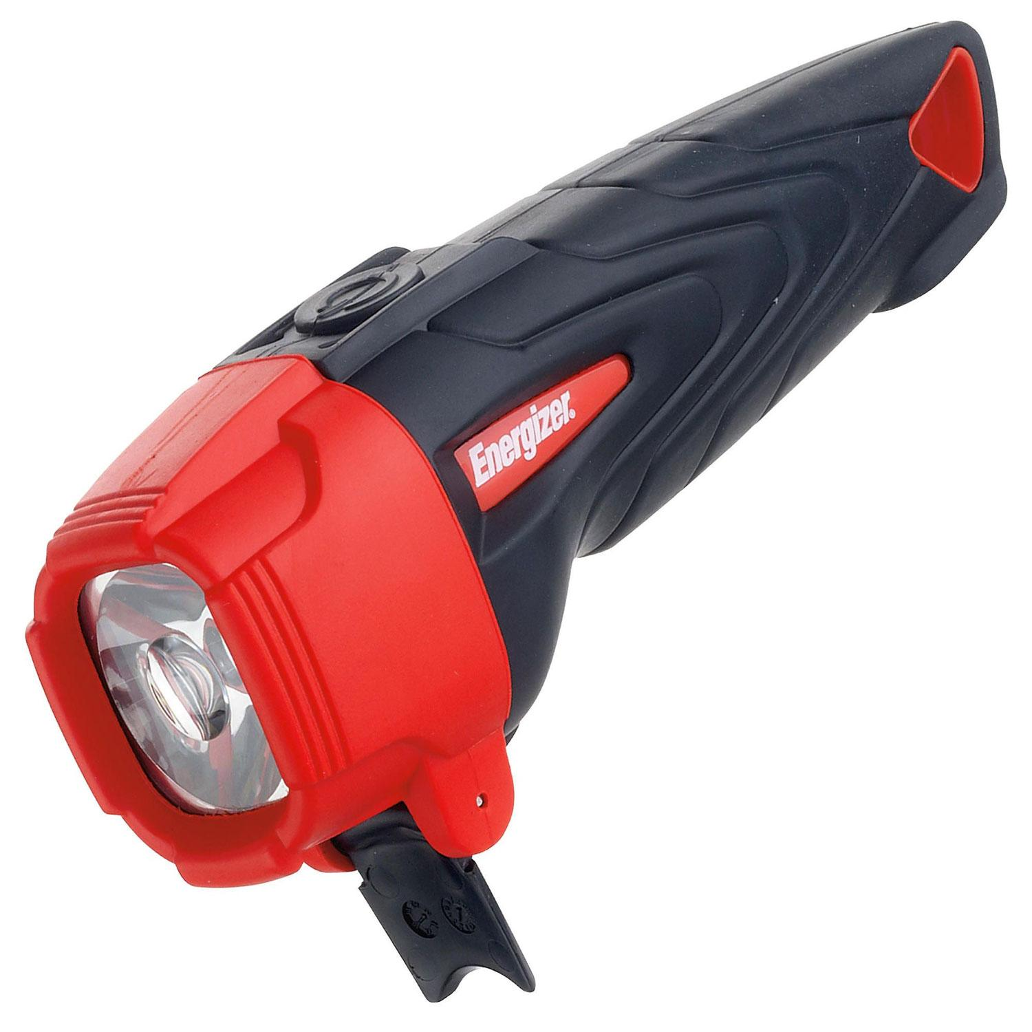 Energizer Weatherproof Heavy Duty Impact LED Torch