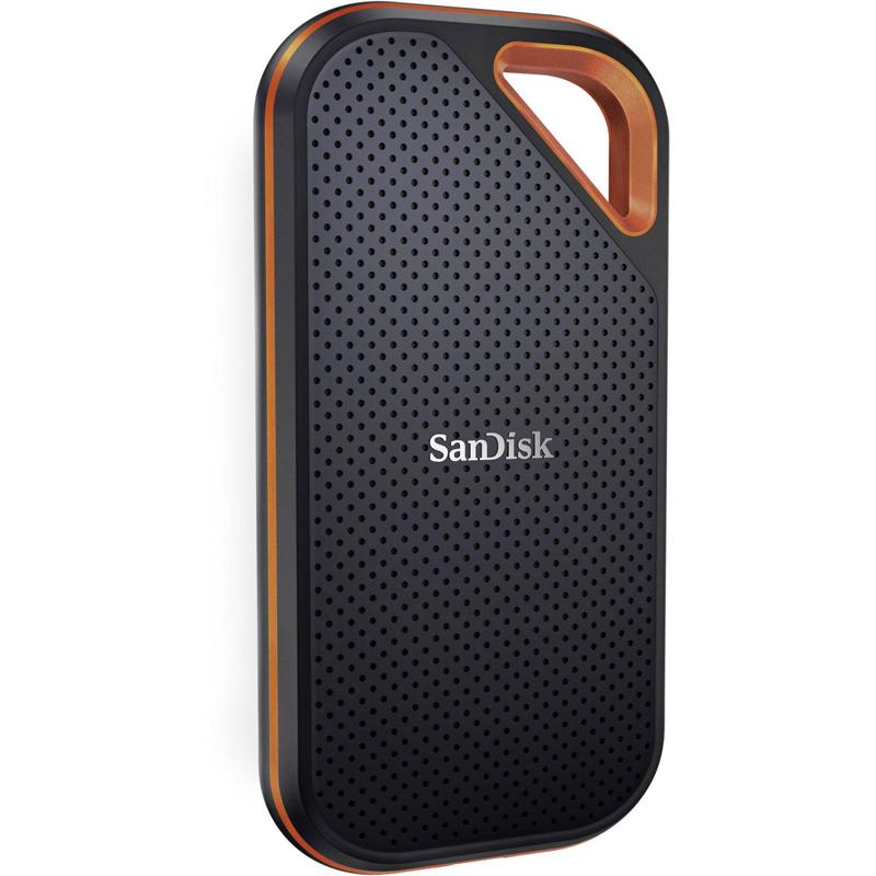 SanDisk 2TB Extreme PRO Portable SSD Drive - 1050MB/s