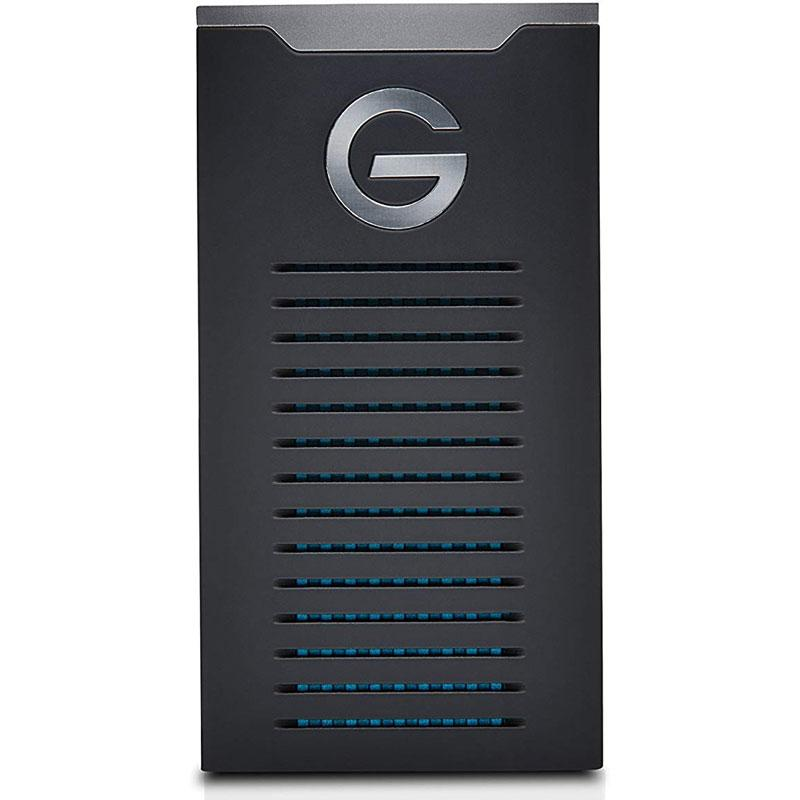 G-Technology 500GB G-DRIVE USB-C SSD Portable Solid State Drive - 560MB/s