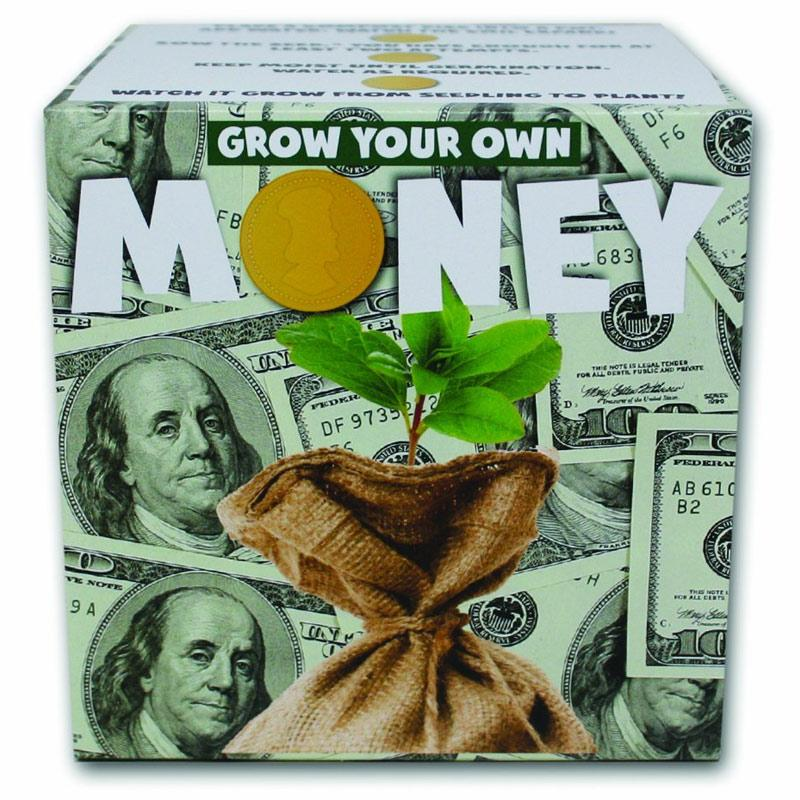 Gift Republic Grow Your Own Money