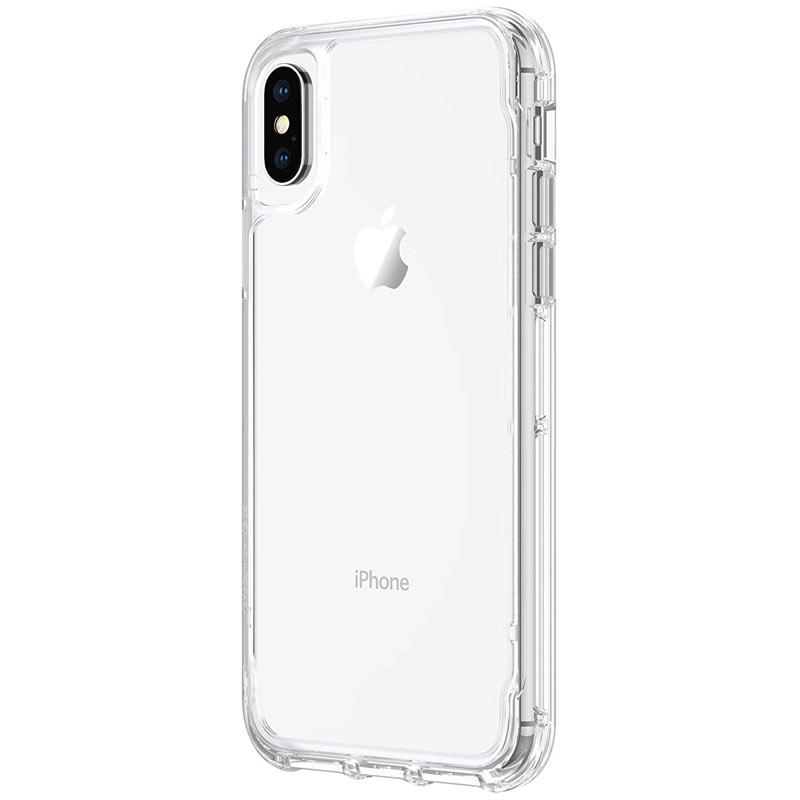 Griffin Survivor Clear Case for iPhone X,Xs - Clear