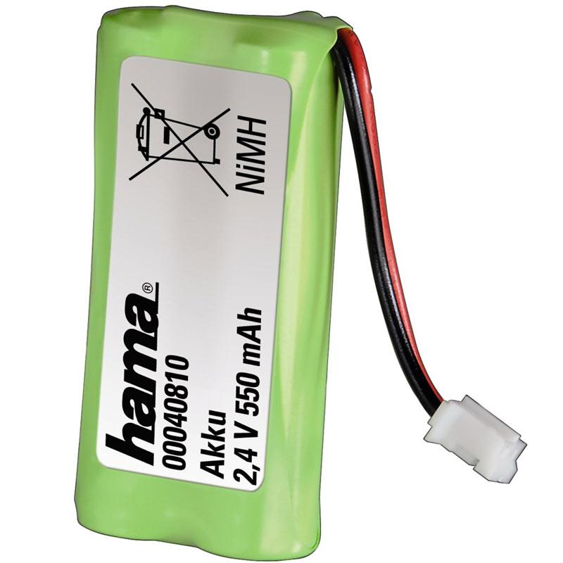 Hama Siemens Gigaset 550mAh Replacement Battery Pack