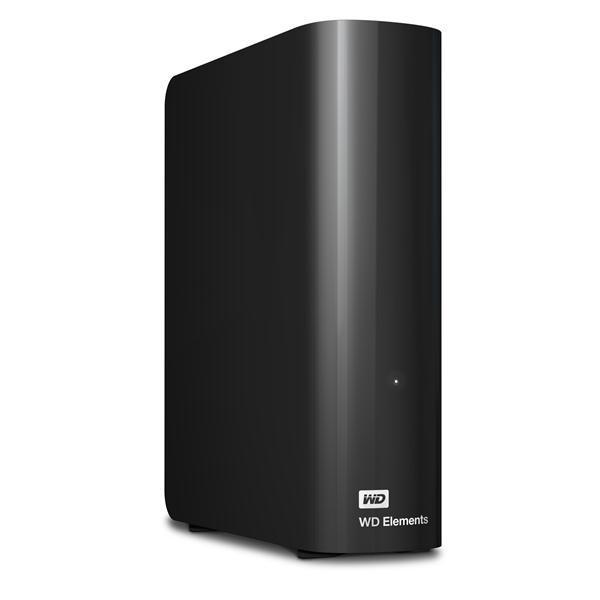 WD 4TB Elements Desktop HDD 3.5