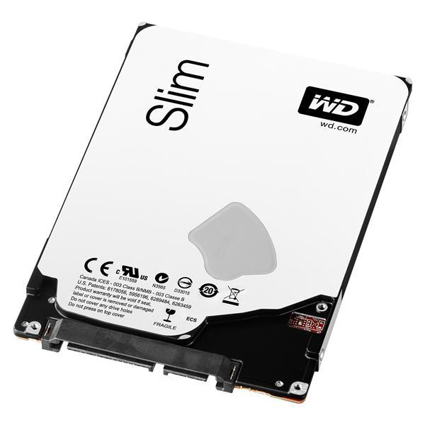 WD Blue 500GB SATA 8MB 2.5